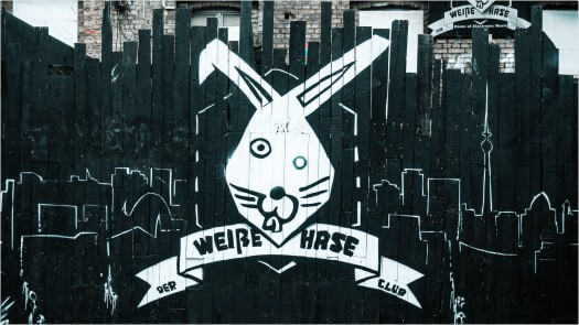 Weißer Hase, Club im RAW Gelände
