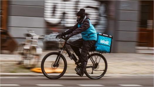 Woltfahrer unterwegs in Friedrichshain