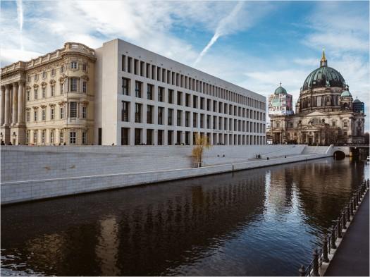 Humboldtforum Berlin mit Dom