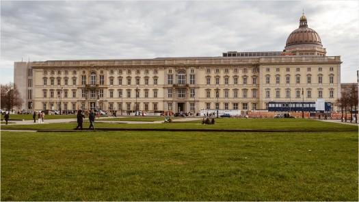 Stadtschloss vom Lustgarten gesehen